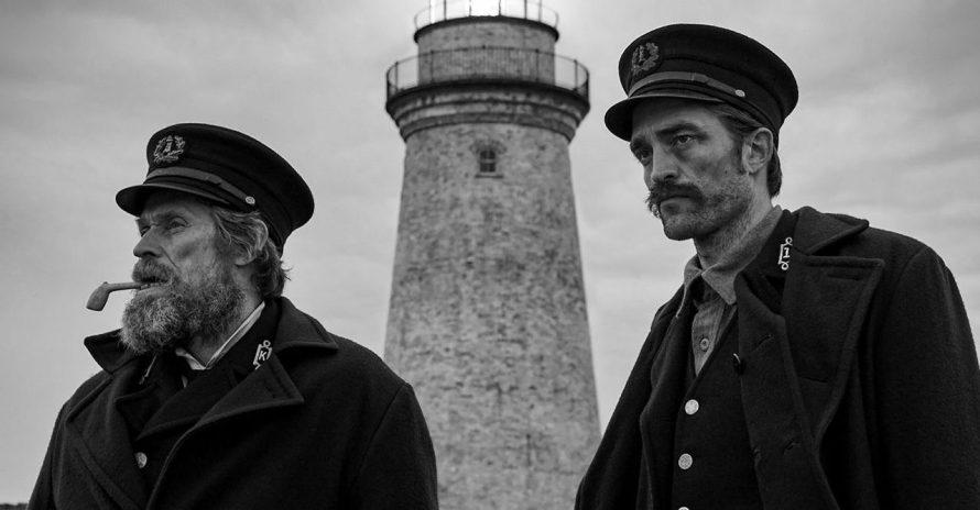 The Lighthouse: terror com Robert Pattinson ganha trailer de arrepiar