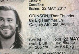 Jovem falsifica documento do Thor e tenta comprar maconha no Canadá