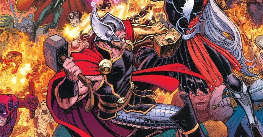 Thor se torna o 'Pai de Todos' e rei de Asgard nos quadrinhos