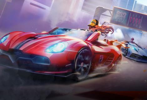 Speed Drifters já está disponível para smartphones iOS e Android