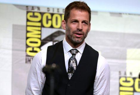 Zack Snyder produzirá anime da Netflix sobre mitologia nórdica