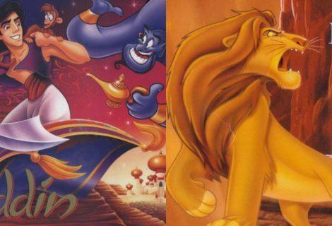 Versões remasterizadas de Aladdin e O Rei Leão ganham trailer e mais detalhes