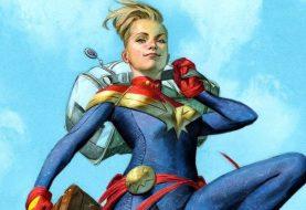 Capitã Marvel se torna vilã e ataca os Vingadores nos quadrinhos