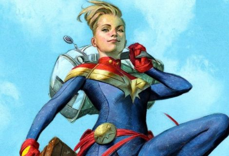 Capitã Marvel é destronada do posto de vingadora mais poderosa em nova HQ