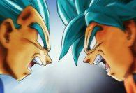 Dragon Ball Super: mangá resgata rivalidade entre Goku e Vegeta