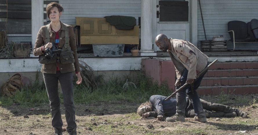 5ª temporada de Fear The Walking Dead retorna na próxima segunda-feira