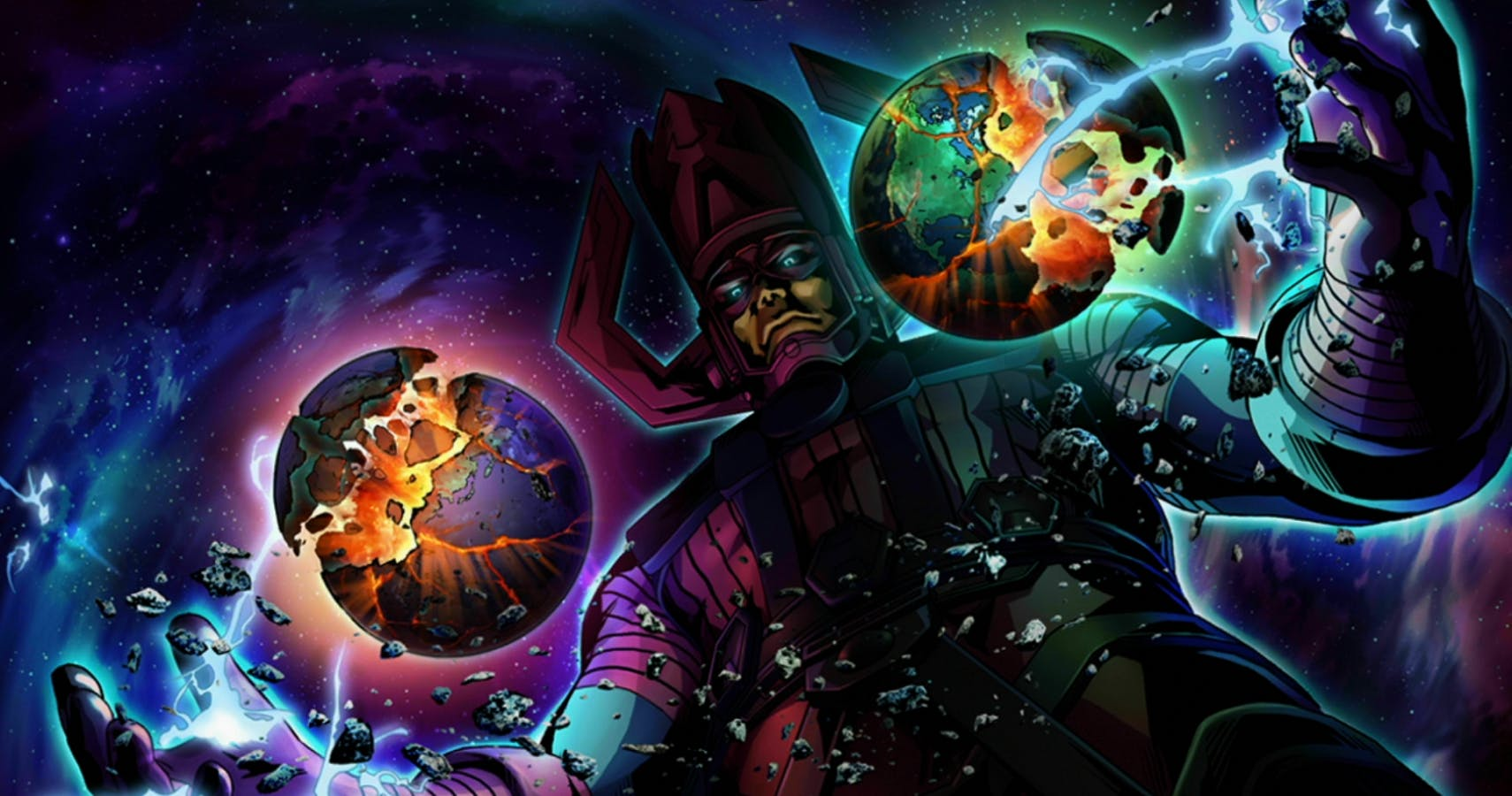 Resultado de imagem para galactus