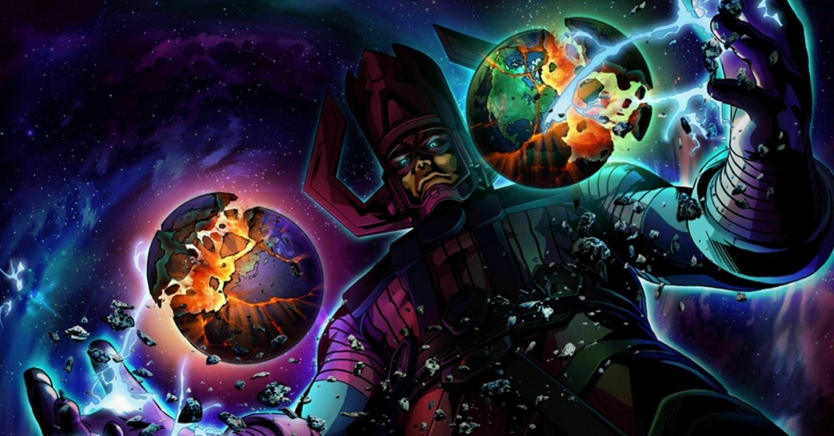 Galactus: conheça o Devorador de Mundos da Marvel