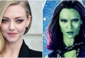 Amanda Seyfried recusou papel de Gamora porque não queria ficar verde