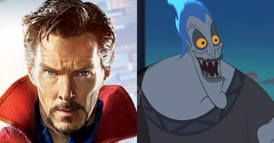 Benedict Cumberbatch pode ser Hades em filme live-action de Hércules