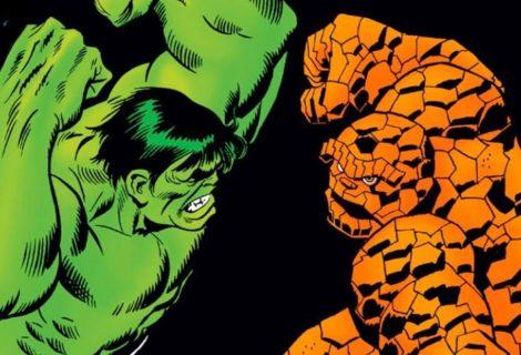 Hulk vs. Coisa: Marvel finalmente revela quem é o mais forte