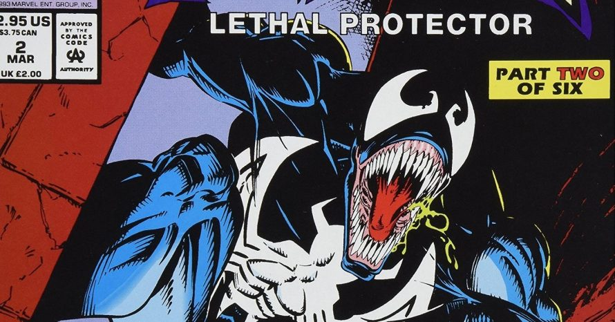 Filho do Venom mostra poder surpreendente em nova HQ