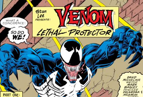 Venom se sacrifica para salvar o universo em nova HQ da Marvel