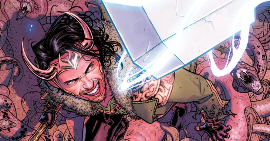 Loki quer entrar para os Vingadores nos quadrinhos da Marvel