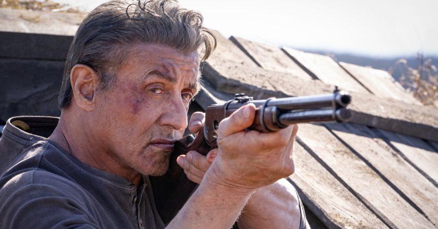 Sylvester Stallone rebate críticas e diz que Rambo: Até o Fim não é para todos