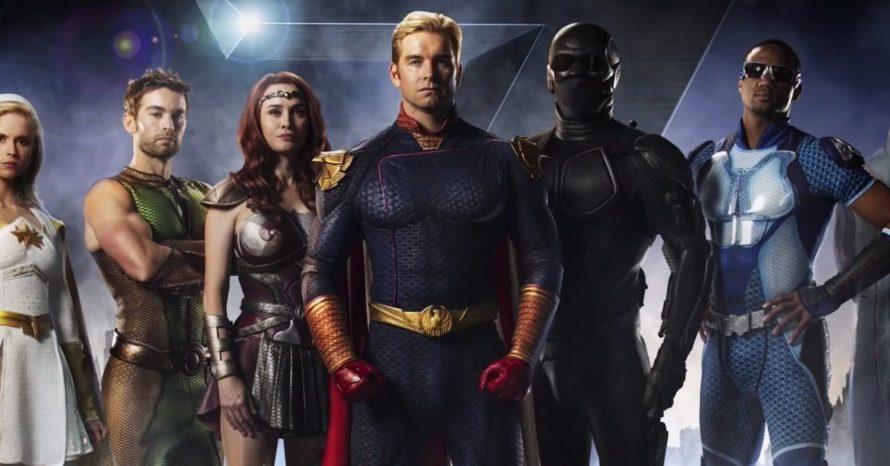 Atores de The Boys e séries da Amazon são confirmados na CCXP 2019