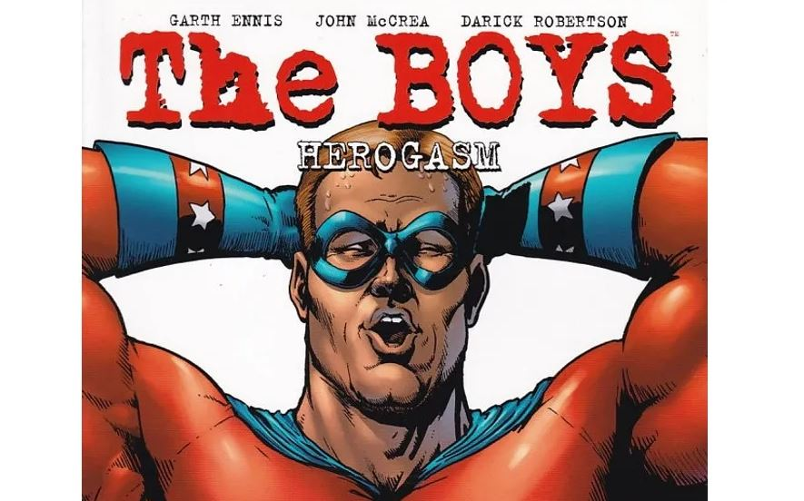 The Boys Herogasm
