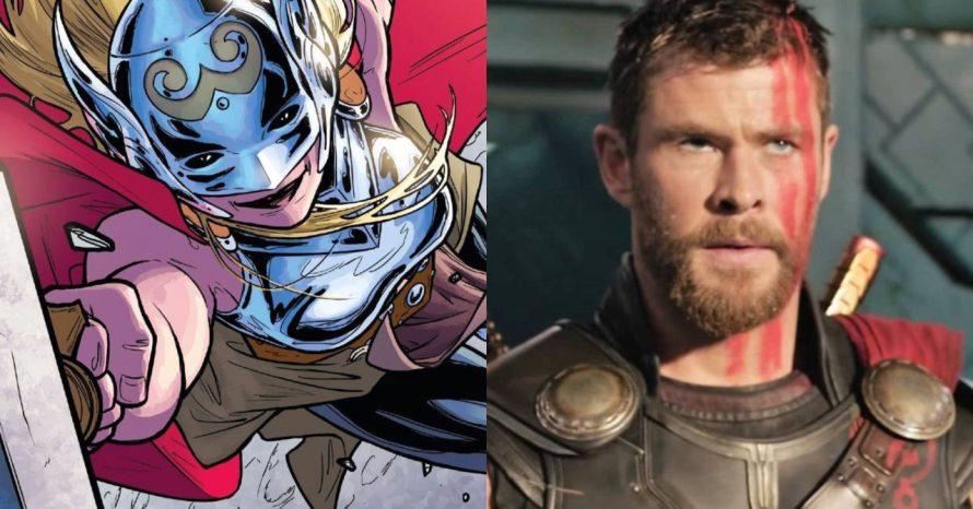 Thor: Love and Thunder terá duas versões de Thor, confirma diretor