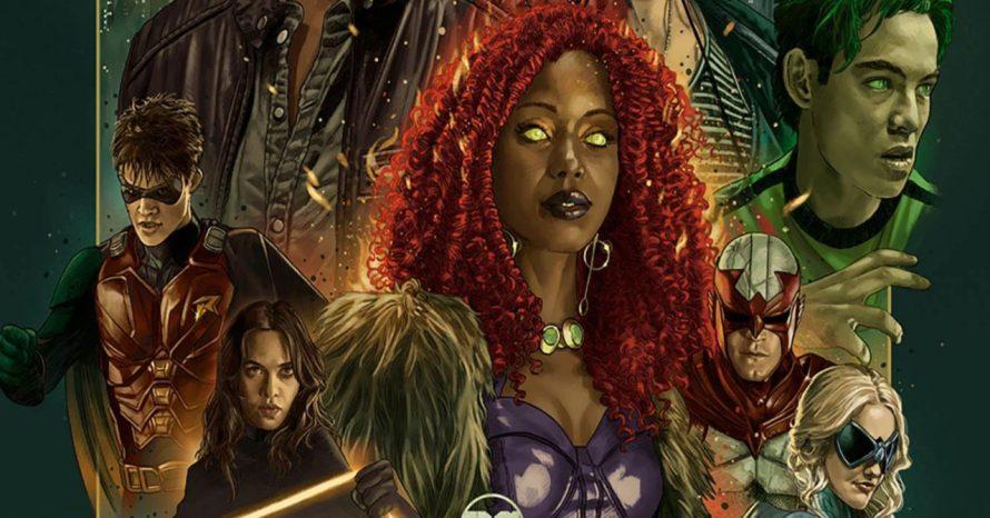 Batman, Exterminador e mais: os novos personagens da 2ª temporada de Titãs