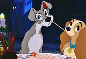 A Dama e o Vagabundo: primeira foto do live-action recria cena do espaguete