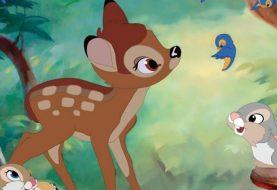 Disney estaria trabalhando em remake live-action de Bambi