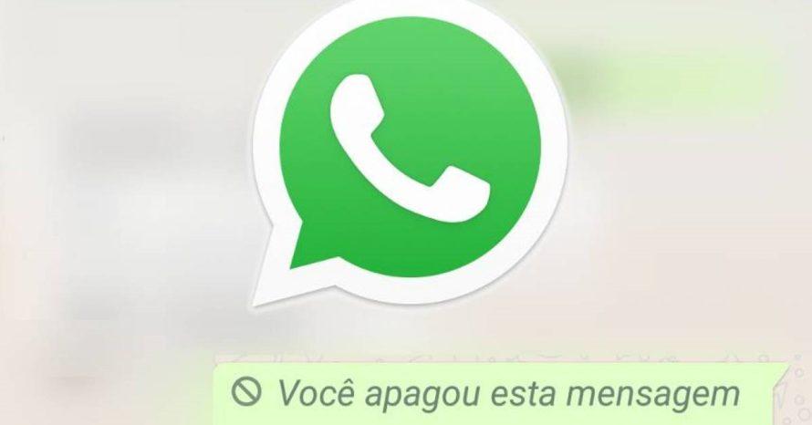 Saiba como ler mensagens apagadas do WhatsApp – é fácil e de graça