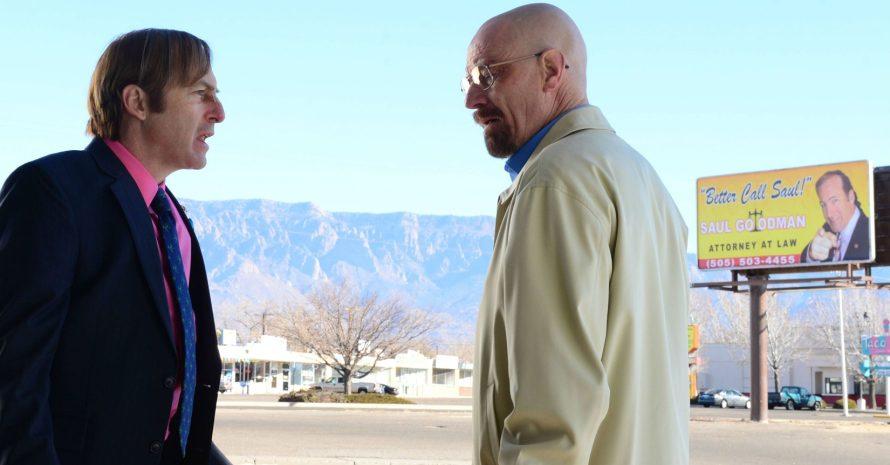 Filme de Breaking Bad já foi gravado, revela ator