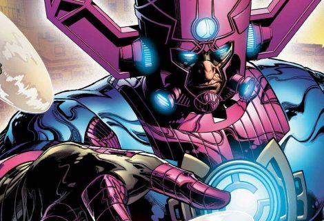 Membro do Quarteto Fantástico se funde com Galactus em nova HQ