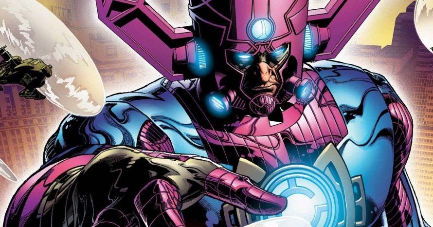 Teoria: Galactus deve continuar o plano de Thanos