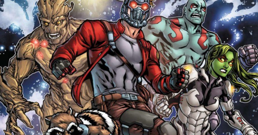 Guardiões da Galáxia têm destino sombrio nos quadrinhos