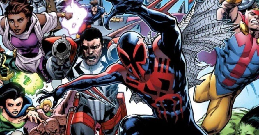 Marvel 2099: novo arco futurístico nos quadrinhos é anunciado; veja