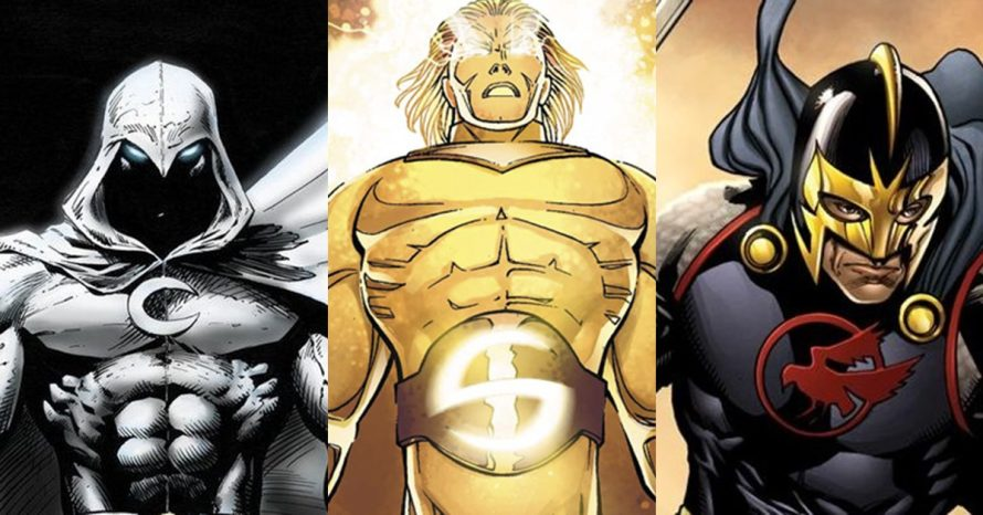 8 desconhecidos que podem roubar a cena na Fase 4 da Marvel