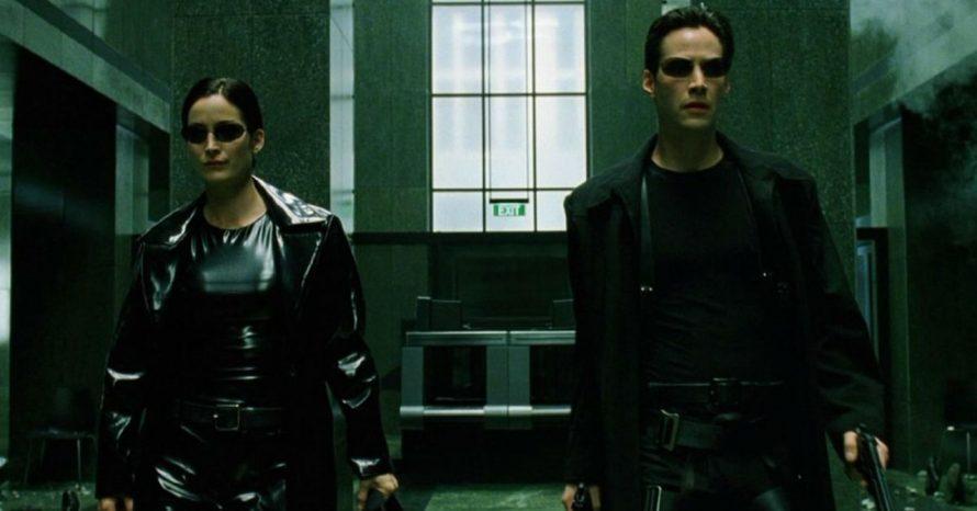 Matrix 4 é confirmado e traz Keanu Reeves e Carrie-Anne Moss de volta