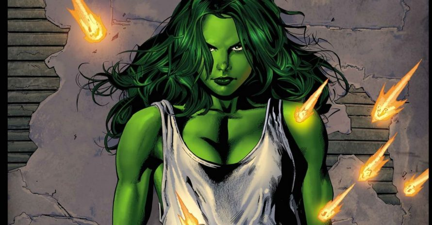 Mulher-Hulk pode aparecer em próximo filme do Homem-Aranha