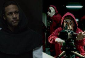 Netflix relança La Casa de Papel 3 com participação inusitada de Neymar