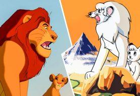 O Rei Leão é um plágio de um anime antigo?