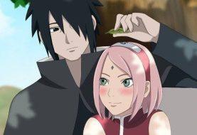 Naruto: Masashi Kishimoto divulga nova arte de Sasuke e Sakura
