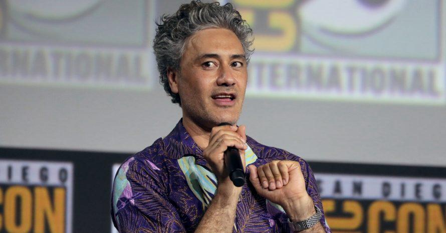Diretor de Thor: Ragnarok, Taika Waititi negocia para atuar em Esquadrão Suicida, diz site