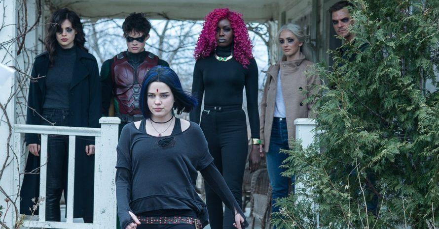 Titãs: primeiro episódio da 2ª temporada ganha imagens e sinopse