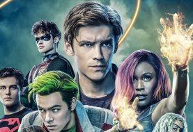 Titãs: antigos e novos personagens se reúnem em pôster da 2ª temporada; veja