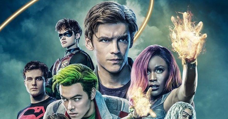 DC Universe pode ganhar série spin-off de Titãs, afirma site