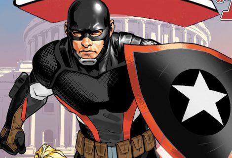 Agente Americano: história e poderes de John Walker