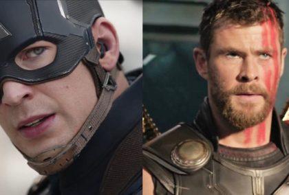 Thor influenciou criação do Capitão América no Universo Marvel?