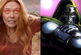 Feiticeira Escarlate pode introduzir o Doutor Destino no Universo Marvel?