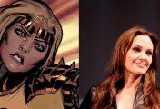 Eternos: primeira foto de Angelina Jolie como Thena é divulgada; confira
