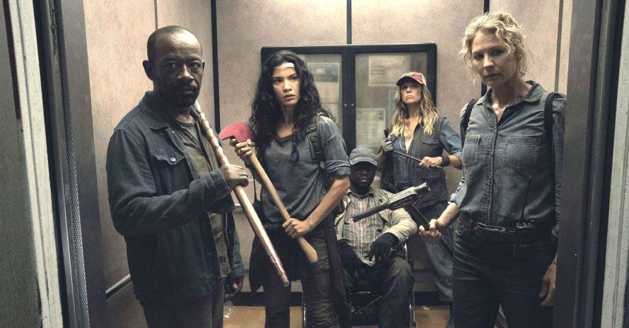 Fear The Walking Dead pode já ter revelado morte do fim da 5ª temporada