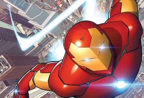 Homem de Ferro faz buraco em esfera feita de adamantium e vibranium