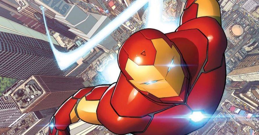 Nova HQ do Homem de Ferro transforma Tony Stark em vilão