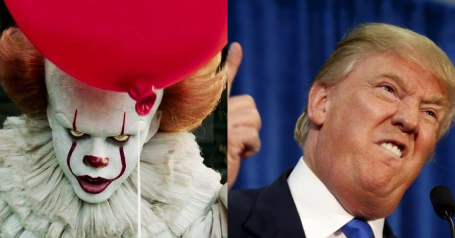 Diretor de It – Capítulo 2 compara Pennywise com Donald Trump