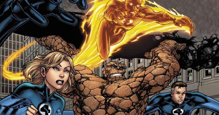 TCC de faculdade imagina como seria o Quarteto Fantástico no Universo Marvel